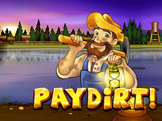 Играть онлайн в казино в автомат Золотоносная Жила